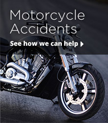 Injured in a motorcycle-accident?