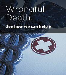 Victim of wrongful-death?