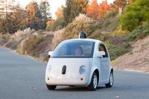 Pic self driving car