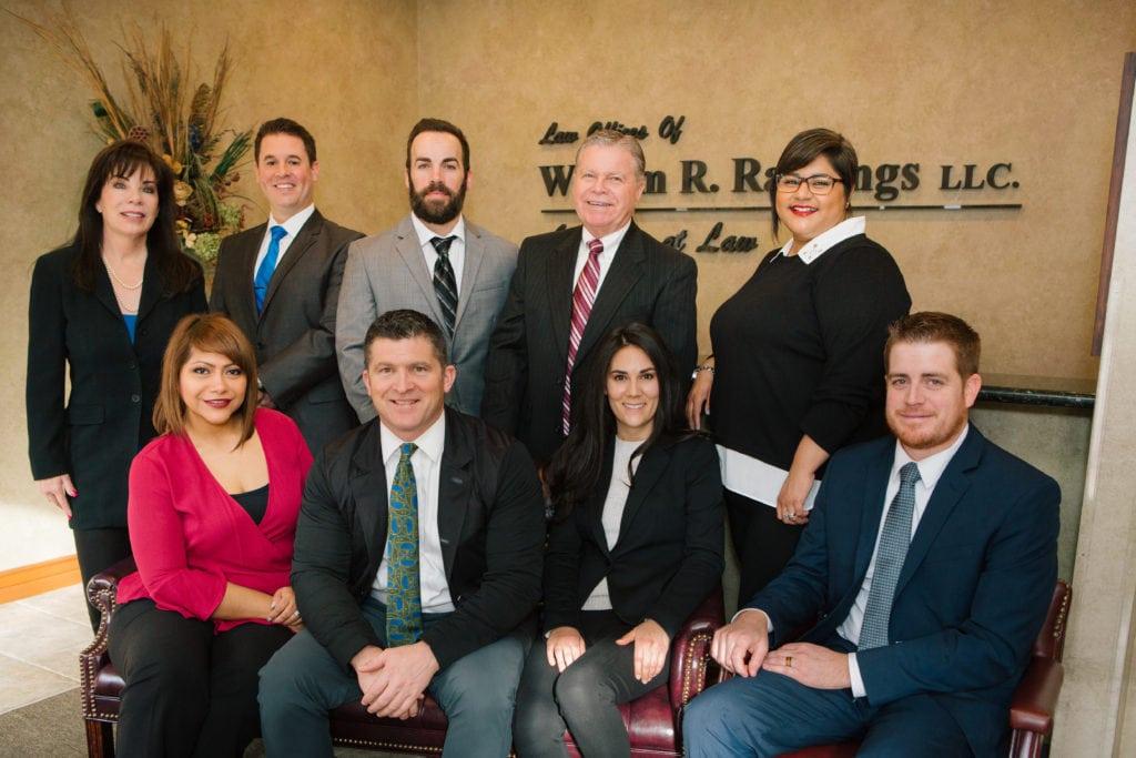 William Rawlings & Associates team