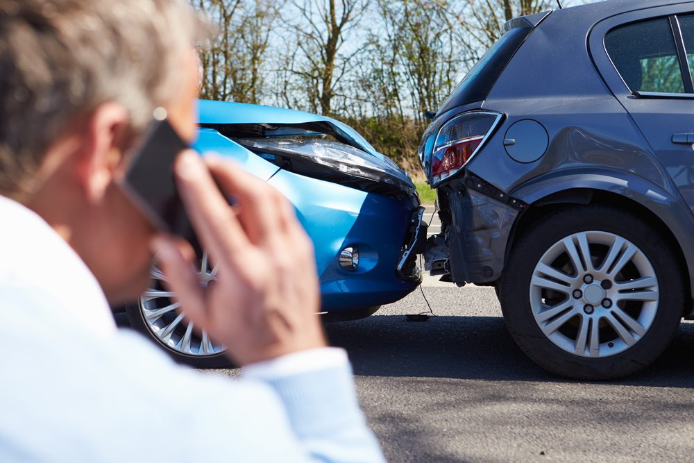 liability multi-car accidents
