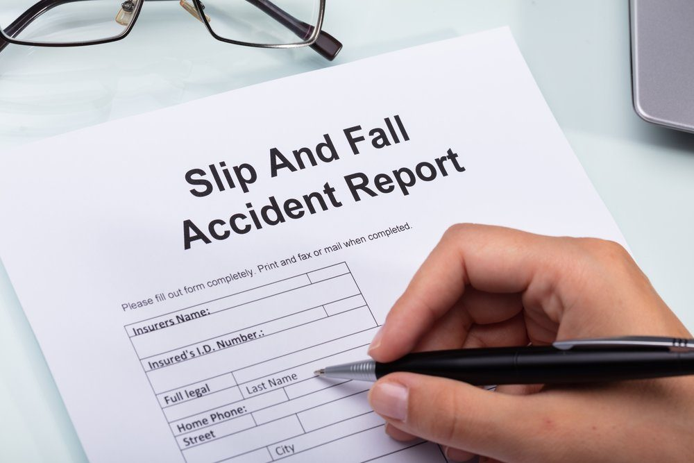 premise liability slip-and-fall cases