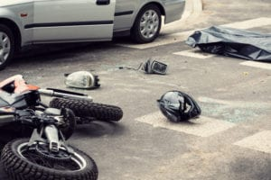 just compensation motorcycle accidents