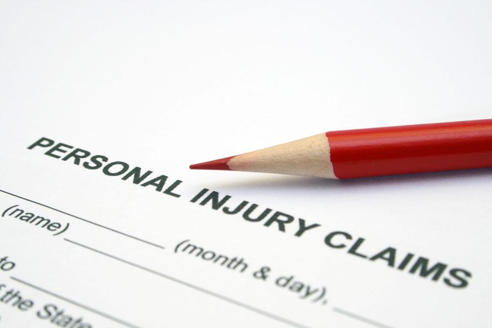 personal injury pre-existing conditions