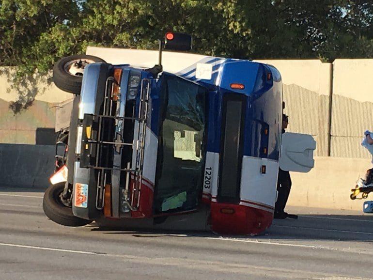 Buss Acidents