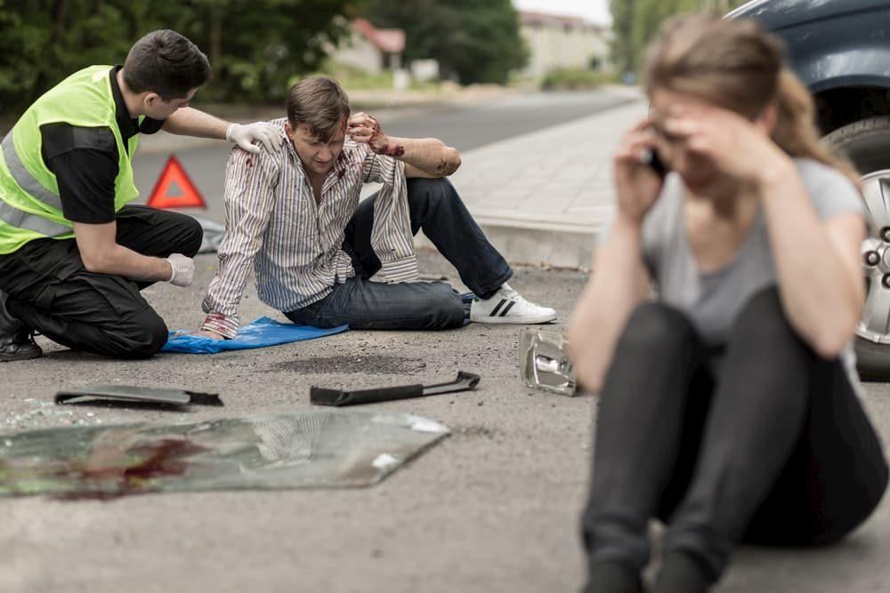 Car Accident Passenger Law