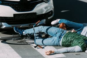 liability bicycle accidents vehicles