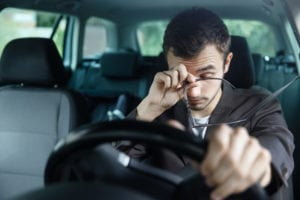 drowsy driving personal injury cases