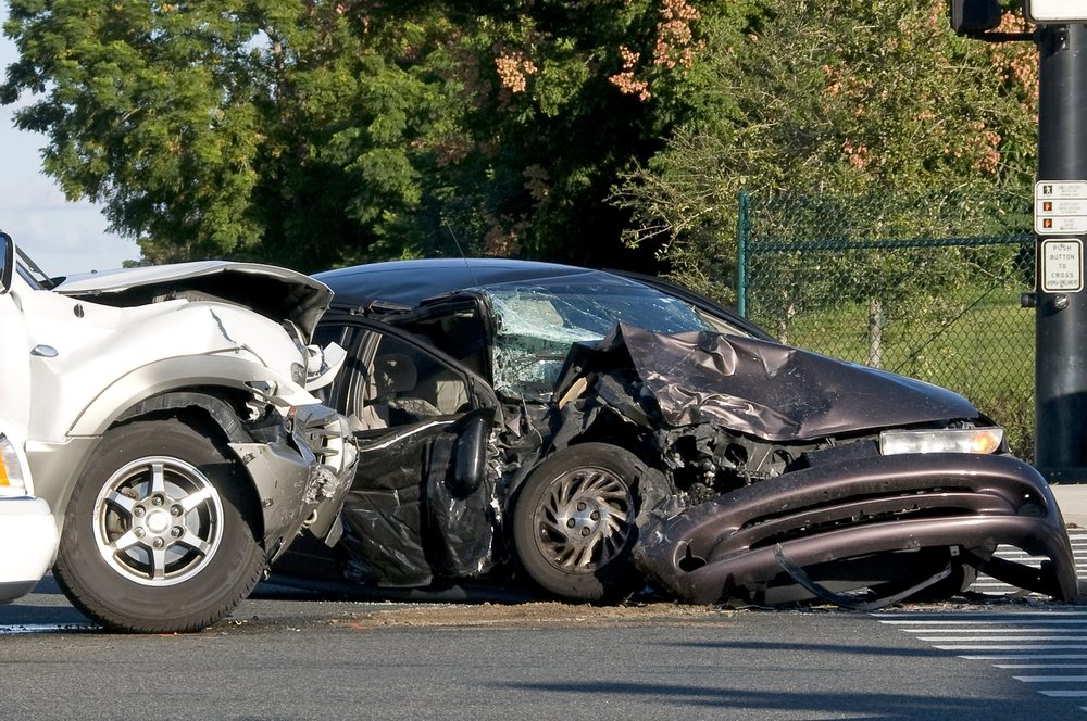 vehicle repairs accident liability cases
