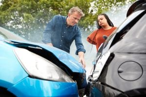 errors vehicle accident liability