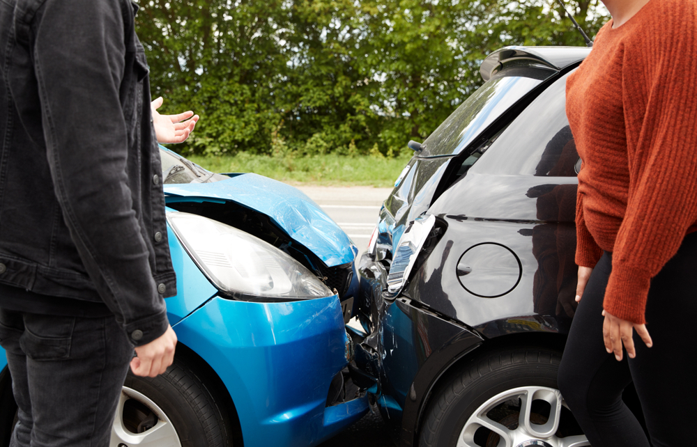 errors vehicle accident liability cases