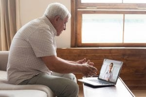 physical therapy telehealth COVID-19