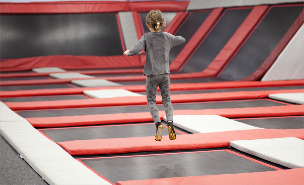 trampoline park injury liability