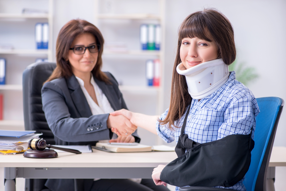 Can I get a free consultation for a personal injury case