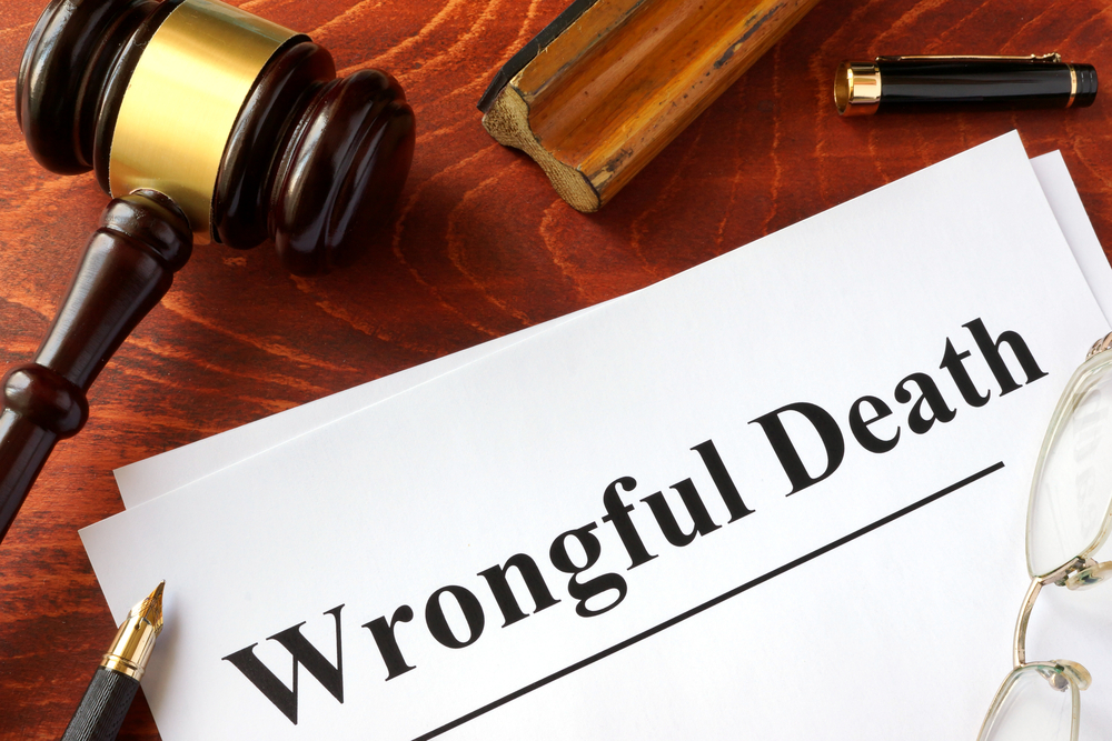 Who can file a wrongful death claim in Utah?