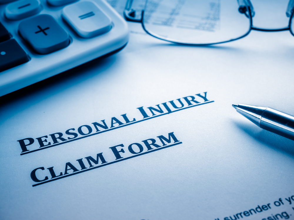 Should you file a claim for your personal injuries